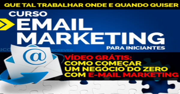 E-mail Marketing Para Iniciantes e Afiliados