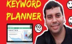 Keyword Planner – Posicionamento de Palavra-Chave
