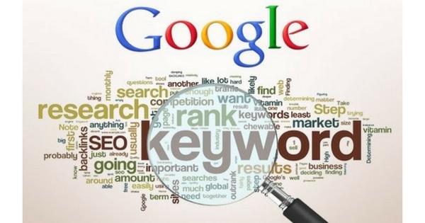 planejador de palavras chave do google