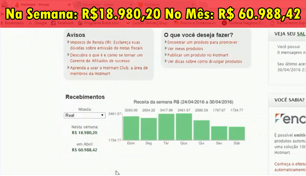 Resultados do Carlo Bettega