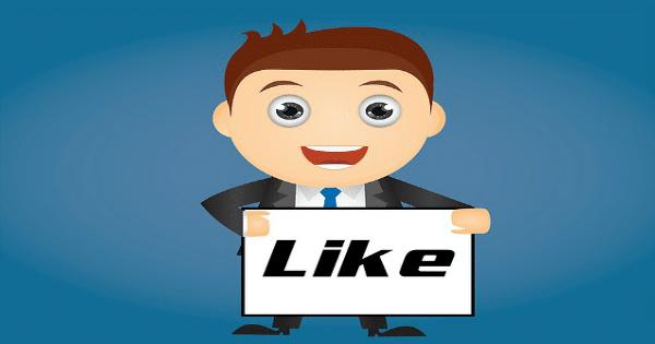Facebook - Like na Fanpage