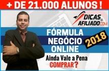fórmula negócio online 2.0