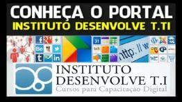 Portal Instituto Desenvolve T.I Funciona Mesmo? Portal de Membros Instituto Desenvolve TI do Bruno Marinho
